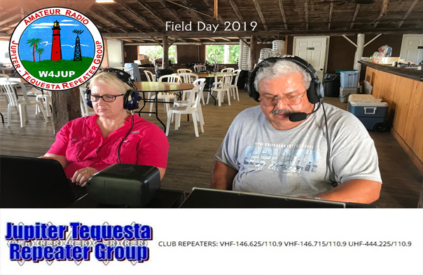 Welcome to the Jupiter Tequesta Repeater Group!!! - Jupiter